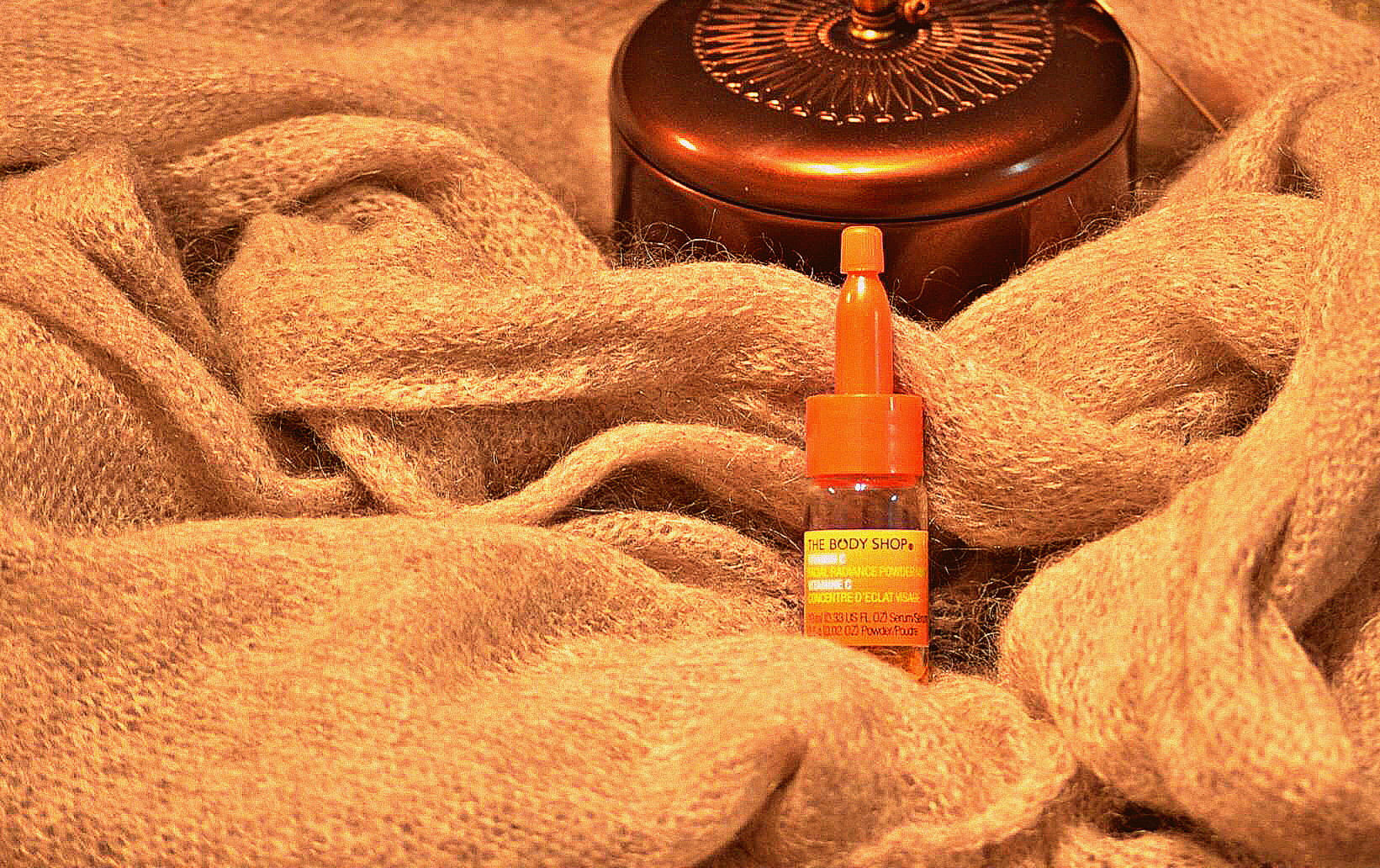 img 8434 - Vitamin C Skin Care Body Shop Review