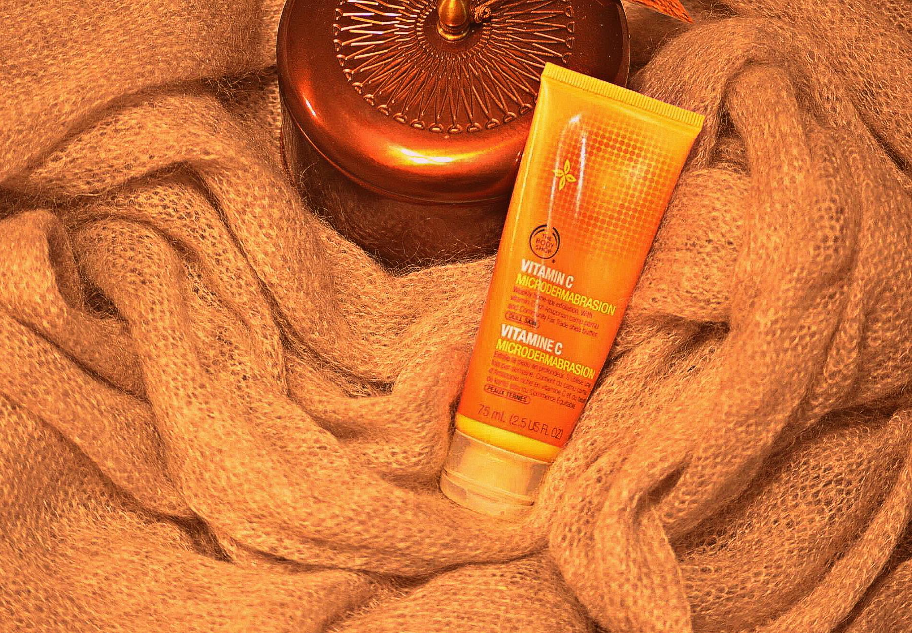 img 8435 - Vitamin C Skin Care Body Shop Review