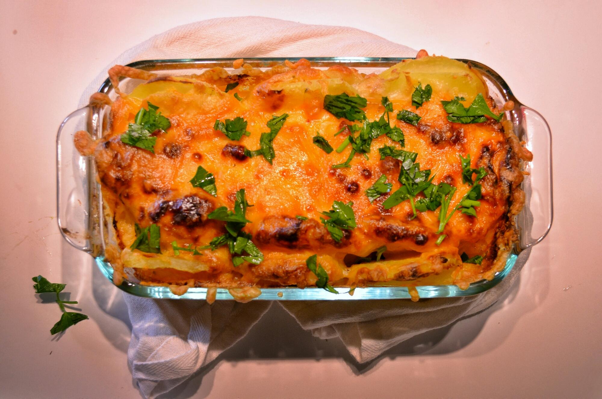 wp image 1192034747jpg - Cheesy Scalloped Potatoes